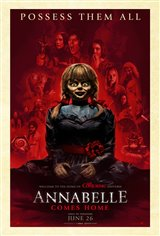 Annabelle Comes Home Movie Poster Movie Poster