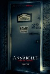 Annabelle Comes Home: The IMAX Experience Movie Poster