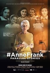 #AnneFrank. Parallel Stories Movie Poster