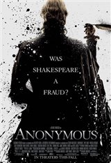 Anonymous (2011) Large Poster