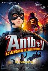 Antboy : La revanche de la fureur rouge Affiche de film