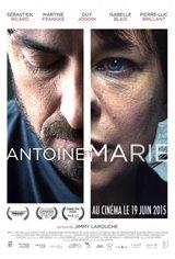 Antoine et Marie Affiche de film