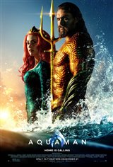 Aquaman Movie Poster Movie Poster