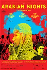 Arabian Nights: Volume 2, The Desolate One Movie Poster