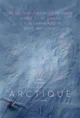 Arctique Affiche de film