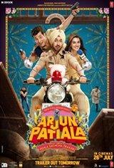 Arjun Patiala Movie Poster