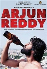 Arjun Reddy Movie Poster