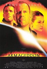 Armageddon Movie Poster Movie Poster