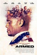 Armed Affiche de film