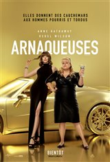 Arnaqueuses Movie Poster
