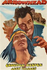 Arrowhead Affiche de film