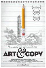 Art & Copy Large Poster