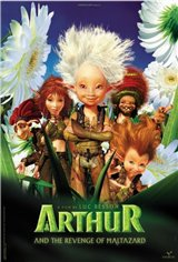 Arthur and the Revenge of Maltazard Movie Poster Movie Poster