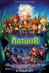 Arthur et le vengeance de Maltazard Movie Poster
