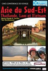 Asie du Sud-Est : Thaïlande, Vietnam et Laos Movie Poster