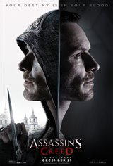 Assassin's Creed Movie Poster Movie Poster