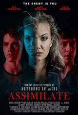 Assimilate Affiche de film
