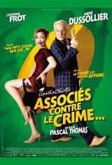 Associés contre le crime... Movie Poster