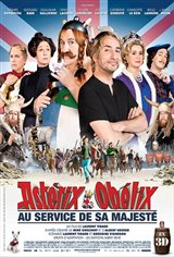 Astérix and Obélix: God Save Britannia Movie Poster