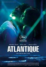 Atlantics Affiche de film