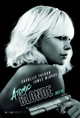 Atomic Blonde Movie Poster Movie Poster
