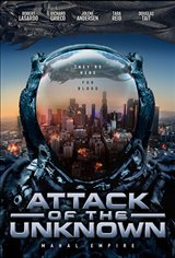 Attack of the Unknown Movie Poster