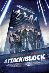 Attack the Block Movie Poster Movie Poster