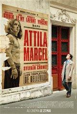 Attila Marcel Movie Poster