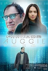 Auggie Large Poster