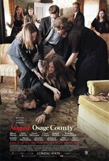 August: Osage County Movie Poster Movie Poster
