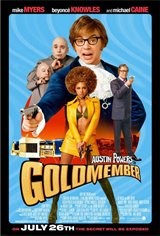 Austin Powers in Goldmember Movie Poster Movie Poster