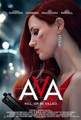 Ava Movie Poster Movie Poster