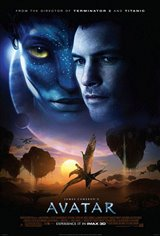 Avatar Special Edition: An IMAX 3D Experience Movie Poster