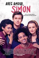 Avec amour, Simon Movie Poster