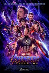 Avengers: Endgame Movie Poster Movie Poster