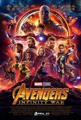 2. Avengers: Infinity War Movie Poster