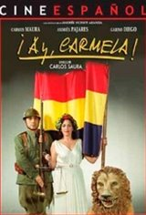 ¡Ay, Carmela! Poster