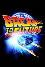 Back to the Future Trilogy Movie Poster