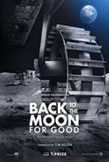 Back to the Moon: For Good Movie Poster