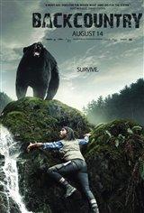 Backcountry (v.o.a.) Affiche de film