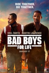 Bad Boys for Life Movie Poster Movie Poster