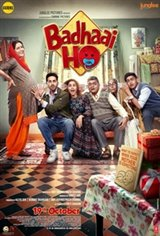 Badhaai Ho Movie Poster