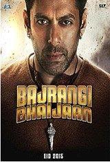 Bajrangi Bhaijaan Movie Poster