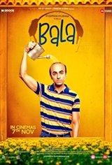 Bala (Hindi) Movie Poster