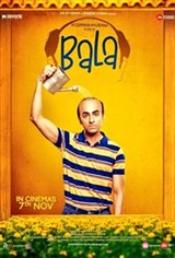 Bala (Hindi) Affiche de film