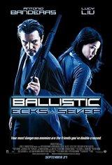 Ballistic: Ecks vs. Sever Movie Poster Movie Poster