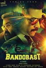 Bandobast Affiche de film