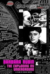 Barbara Rubin and the Exploding NY Underground Affiche de film