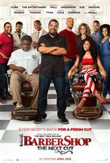 Barbershop: The Next Cut (v.o.a.) Affiche de film