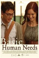 Basic Human Needs Movie Poster